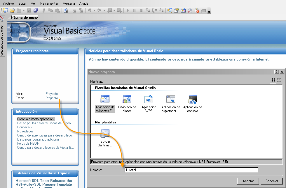 mp3 en visual basic net: