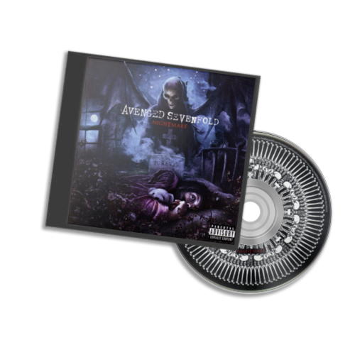 Mu Avenged Sevenfold - Nightmare (Deluxe LP Version)