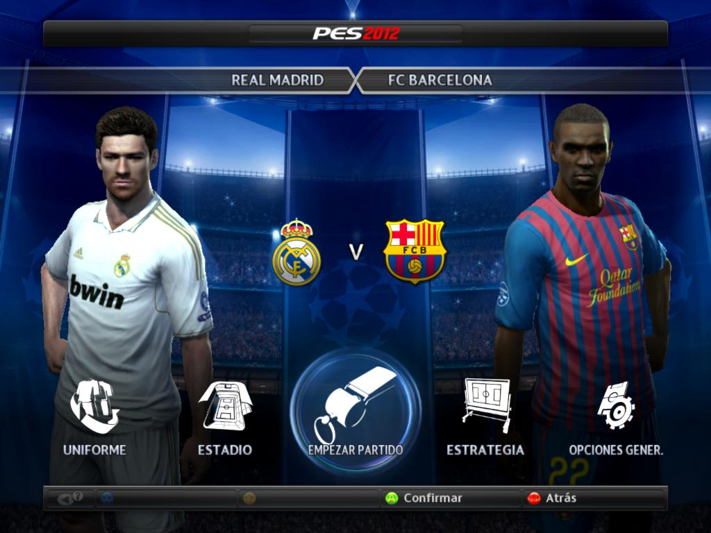 [Megapost] Saga PES - Pro Evolution Soccer [PC | Full | Esp]