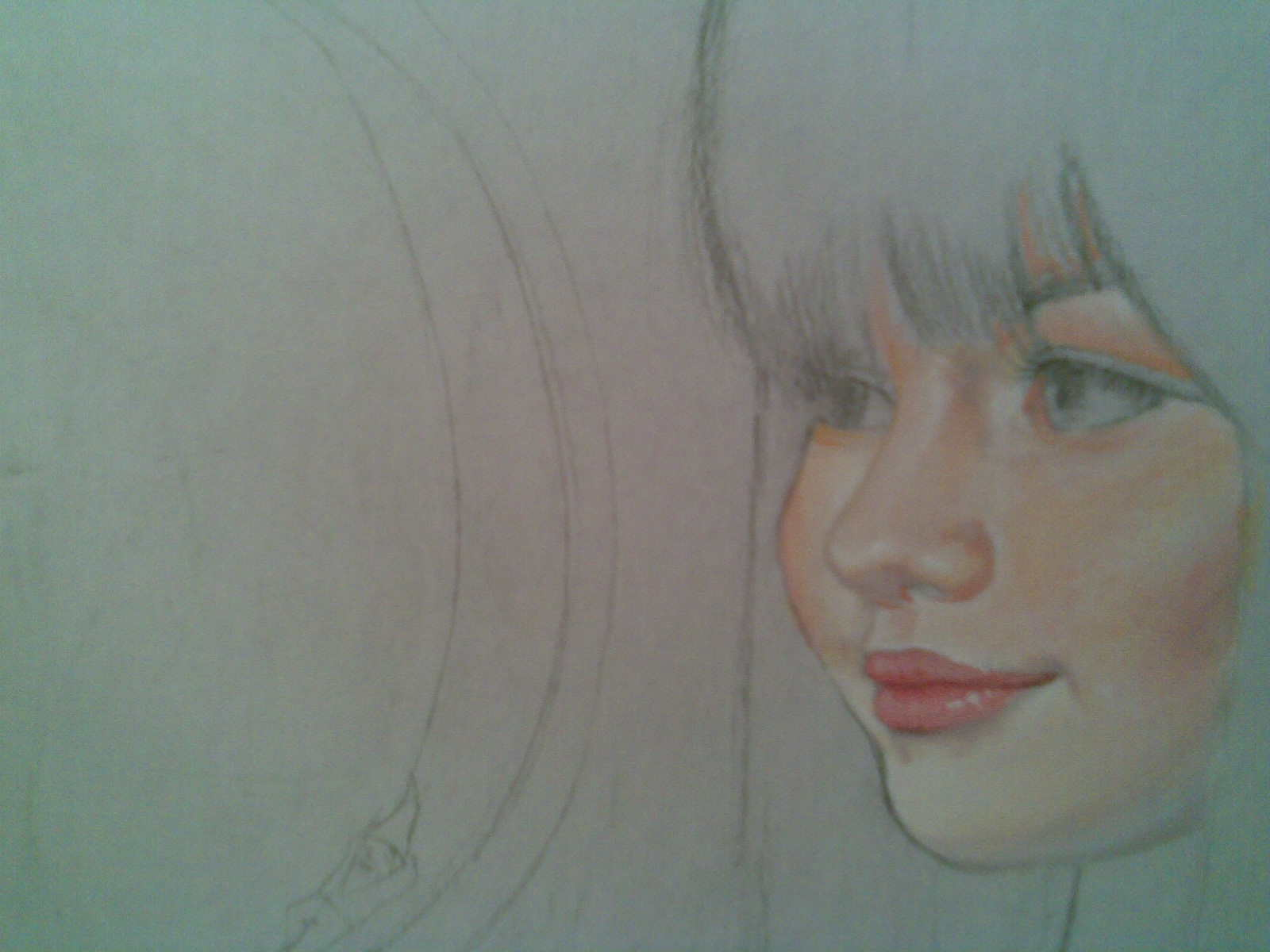 Retrato Hecho por MI de Selena Gomez FOTOS Y VIDEO!!